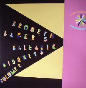 BAGER, Kenneth/VARIOUS - Balearic Biscuits Volume 2