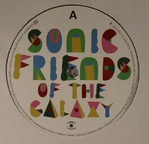SONIC FRIENDS OF THE GALAXY - Adamo & Eva