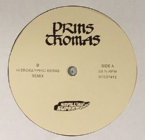 PRINS THOMAS - D (Hieroglyphic Being remixes)