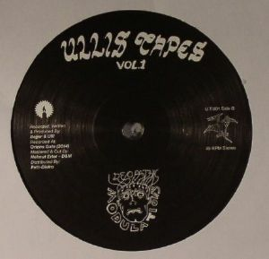 ULLI with TOM ACE/BEJJER - Ullis Tapes Vol 1