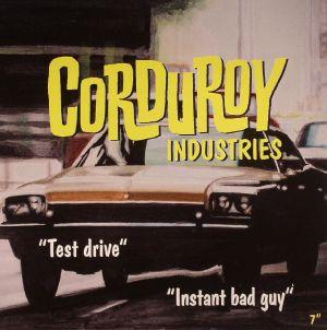 CORDUROY INDUSTRIES - Test Drive