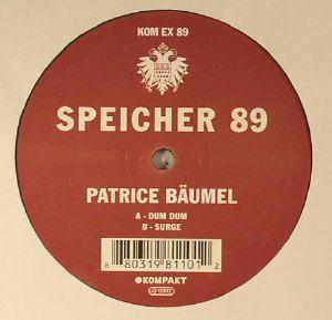 BAUMEL, Patrice - Speicher 89