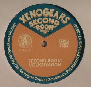 XENOGEARS - Second Room