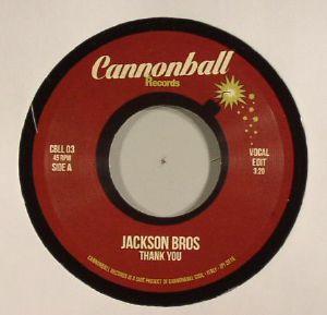 JACKSON BROS - Thank You