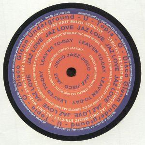 UNDERGROUND, Glenn - U Topia O Disco EP