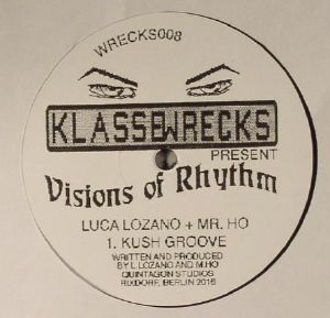 LOZANO, Luca/MR HO - Visions Of Rhythm