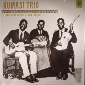 KUMASI TRIO - Fanti Guitar In West Africa 1928 Vol 1