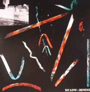 P/1E/GERRY/THE HOLOGRAMS/THE KLINIK/KUBLER ROSS - So Low: Remixes