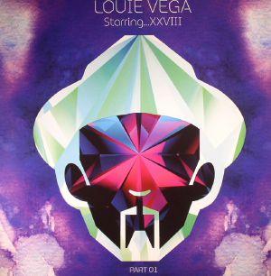 VEGA, Louie/VARIOUS - Starring XXVIII (Part 1 Of 3)