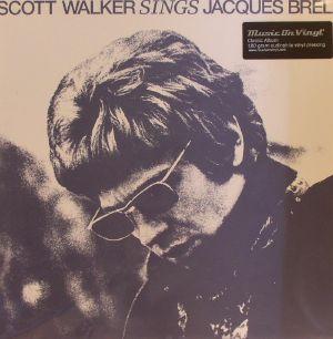 WALKER, Scott - Scott Walker Sings Jacques Brel