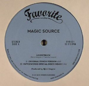 MAGIC SOURCE - Lovestruck