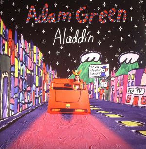 GREEN, Adam - Aladdin