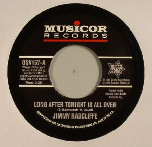 RADCLIFFE, Jimmy - Long After Tonight Is All Over