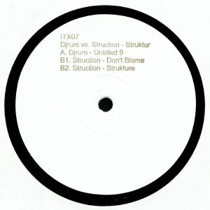 DJRUM vs STRUCTION - Struktur