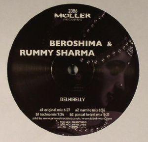 BEROSHIMA/RUMMY SHARMA - Delhibelly