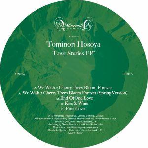 HOSOYA, Tominori - Love Stories EP