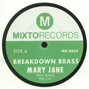 BREAKDOWN BRASS - Mary Jane