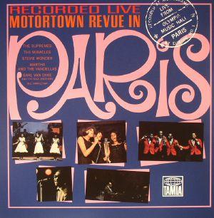 VARIOUS - Motortown Revue: Live In Paris: Deluxe Edition