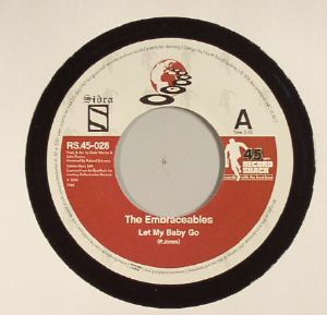 EMBRACEABLES, The/BARBARA MERCER - Let My Baby Go