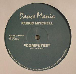 Parris Mitchell - Rubber Jazz Band