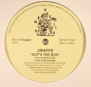 JIRAFFE - Out'a The Box