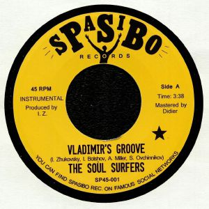SOUL SURFERS, The - Vladimir's Groove