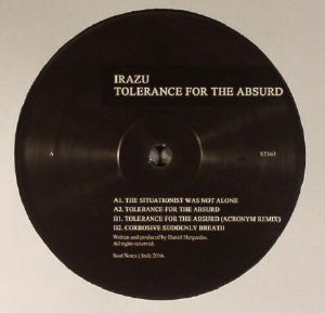 IRAZU - Tolerance For The Absurd