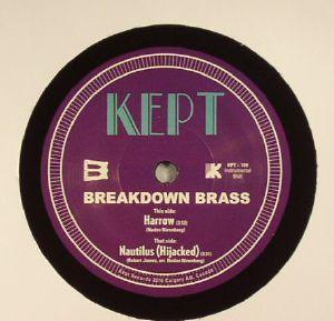 BREAKDOWN BRASS - Harrow