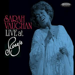 VAUGHAN, Sarah - Live At Rosy's