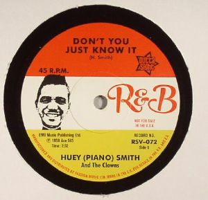 HUEY PIANO SMITH/THE CLOWNS/THE TITANS - Don't You Just Know It