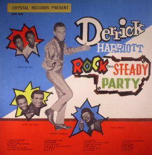 HARRIOTT, Derrick/VARIOUS - Rock Steady Party