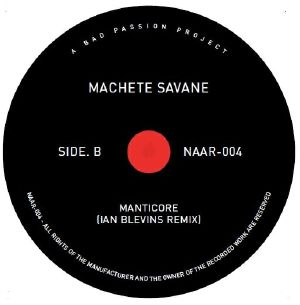 MACHETE SAVANE - Manticore