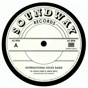 INTERNATIONAL SOLEIL BAND - Ta Lassa