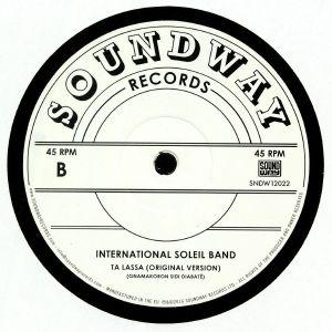 INTERNATIONAL SOLEIL BAND - Ta Lassa