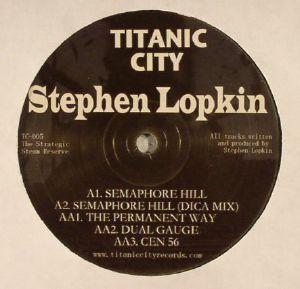 LOPKIN, Stephen - Semaphore Hill