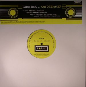 MISS DICA - Out Of Blue EP