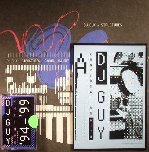 DJ GUY - Structures & Rhythms 94-99