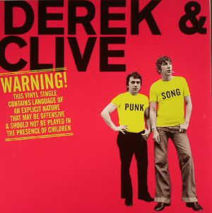 DEREK & CLIVE - Punk Song (Record Store Day 2016)