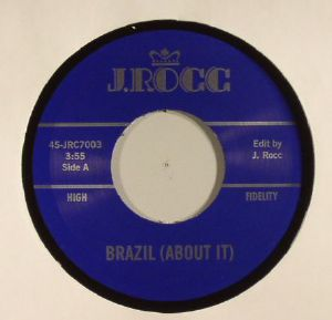 J ROCC - Funky President Edits Vol 3: Brazil