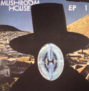 WHOMADEWHO/MUNK/THE LADYBOY/REBOLLEDO/ALIEN ALIEN - Mushroom House EP 1