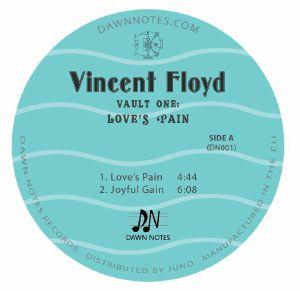 FLOYD, Vincent - Vault 1: Love's Pain