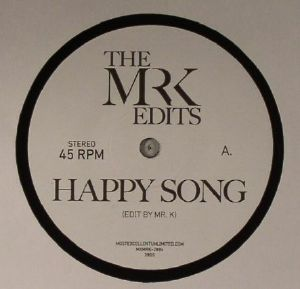 MR K - Happy Song (edits)
