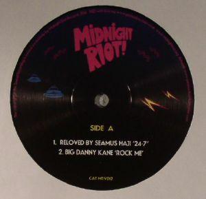 HAJI, Seamus/BIG DANNY KANE/FABIOLOUS BARKER/THE NEW BLACK - Midnight Riot Volume 10