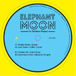 MAKAJ, Rinaldo/JOSH TWEEK/JOHN DIMAS/CHRISTIAN AB/GIAMMARCO ORSINI - To The Moon Phase I