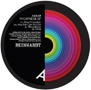 AKIM# - Phosphene EP
