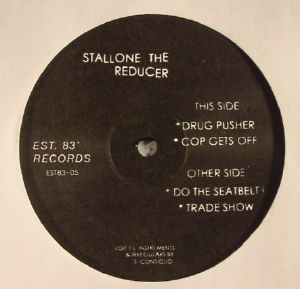 STALLONE THE REDUCER - Drug Pusher EP