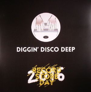 VARIOUS - Diggin' Disco Deep #3 (Record Store Day 2016)