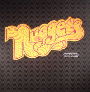 VARIOUS - Hallucinations: Psychedelic Pop Nuggets From The WEA Vaults (Record Store Day 2016)