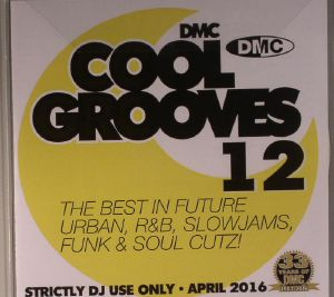 VARIOUS - Cool Grooves 12: The Best In Future Urban R&B Slowjams Funk & Soul Cutz! (Strictly DJ Only)