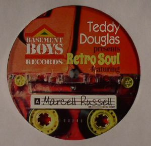 DOUGLAS, Teddy feat MARCELL RUSSELL - Retro Soul (Record Store Day 2016)